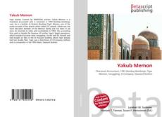 Bookcover of Yakub Memon