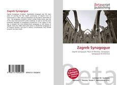 Bookcover of Zagreb Synagogue