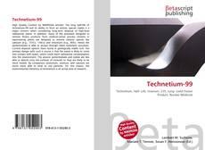 Bookcover of Technetium-99