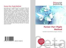 Portada del libro de Pariser–Parr–Pople Method