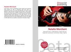 Bookcover of Natalie Merchant