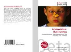 Bookcover of Ackerwinden-Bunteulchen