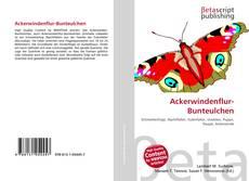 Bookcover of Ackerwindenflur-Bunteulchen