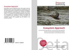 Ecosystem Approach kitap kapağı