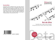 Capa do livro de Rui da Silva