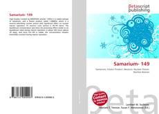 Borítókép a  Samarium- 149 - hoz
