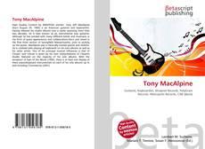 Copertina di Tony MacAlpine
