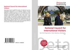 Bookcover of National Council for International Visitors