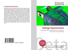 Buchcover von Voltage Optimisation