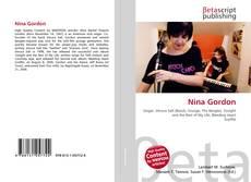 Bookcover of Nina Gordon