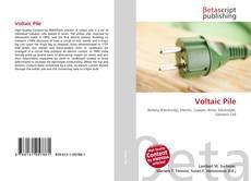 Capa do livro de Voltaic Pile