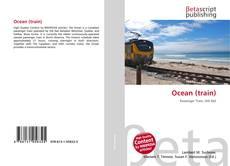 Обложка Ocean (train)