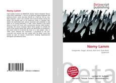 Buchcover von Nomy Lamm