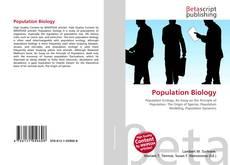 Population Biology的封面