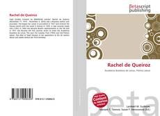 Buchcover von Rachel de Queiroz