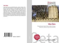 Buchcover von Wai Ren