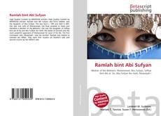 Ramlah bint Abi Sufyan kitap kapağı
