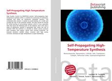 Bookcover of Self-Propagating High-Temperature Synthesis