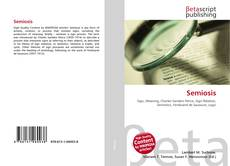 Bookcover of Semiosis