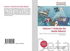 Bookcover of Volume 1 (Fabrizio De André Album)