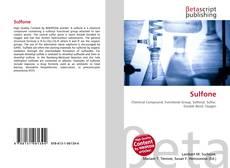 Bookcover of Sulfone