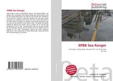 Bookcover of XPBB Sea Ranger