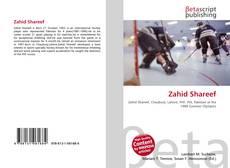 Capa do livro de Zahid Shareef