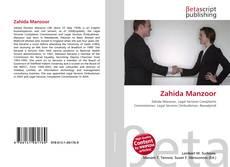 Zahida Manzoor的封面