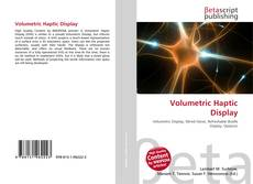 Buchcover von Volumetric Haptic Display