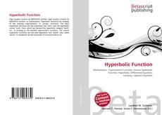 Buchcover von Hyperbolic Function