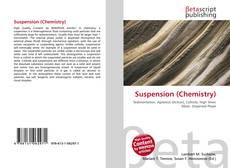 Suspension (Chemistry)的封面