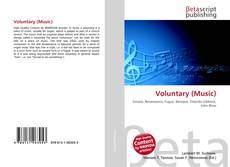 Voluntary (Music)的封面