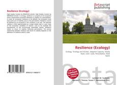 Bookcover of Resilience (Ecology)