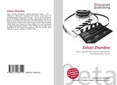 Bookcover of Zahari Zhandov