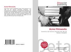 Copertina di Acme Filmworks