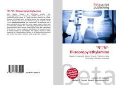 ''N'',''N''- Diisopropylethylamine kitap kapağı