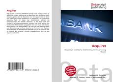 Bookcover of Acquirer