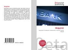 Buchcover von Acquirer