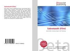 Bookcover of Sabretooth (Film)