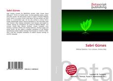 Bookcover of Sabri Gürses