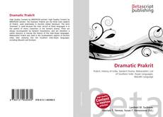 Portada del libro de Dramatic Prakrit