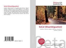 Bookcover of SoCal (Disambiguation)