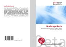 Bookcover of Nucleosynthesis