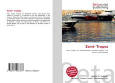 Bookcover of Saint- Tropez