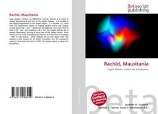 Bookcover of Rachid, Mauritania