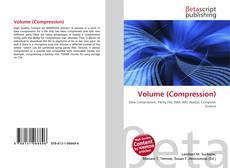Portada del libro de Volume (Compression)