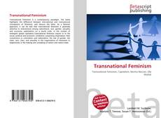 Bookcover of Transnational Feminism