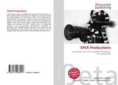 Bookcover of XPLR Productions