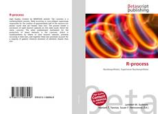 Bookcover of R-process