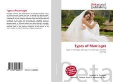 Couverture de Types of Marriages